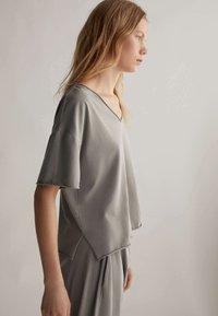 OYSHO - Pyjama top - grey - 3