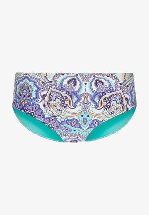 SUMMER CHINTZ RETRO - Bikini bottoms - antigua blue