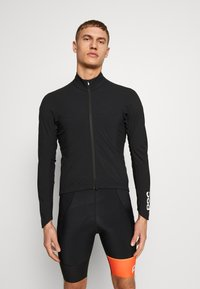POC - ESSENTIAL ROAD WINDPROOF - Windbreaker - uranium black - 0
