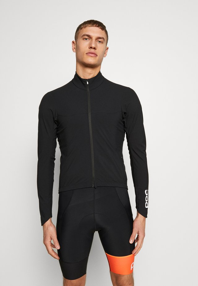 ESSENTIAL ROAD WINDPROOF - Giacca a vento - uranium black