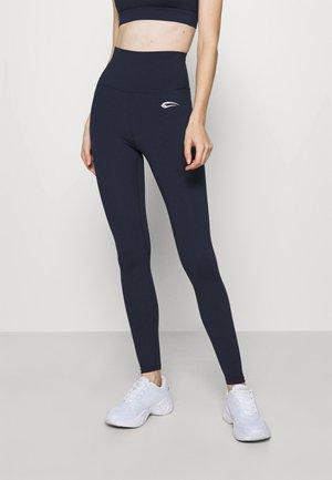 DAMEN LEGGINGS - Leggings - dunkel blau