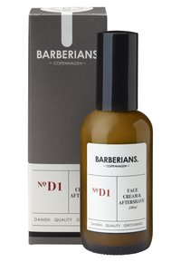 Barberians - FACECREAM & AFTERSHAVE - Aftershave - - - 1