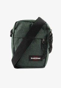 Eastpak - THE ONE - Across body bag - crafty moss - 0