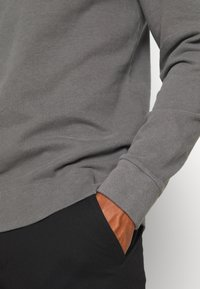 Abercrombie & Fitch - ICON HOOD - Jersey con capucha - grey - 6