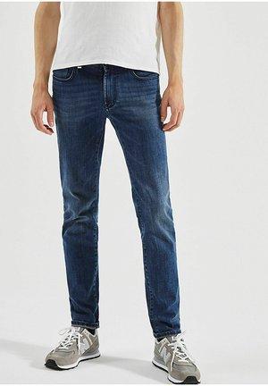 Slim fit jeans - marine