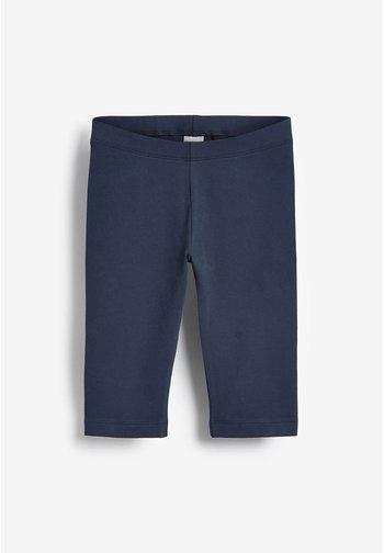 WHITE CROPPED LEGGINGS (3-16YRS) - Leggings - Trousers - blue