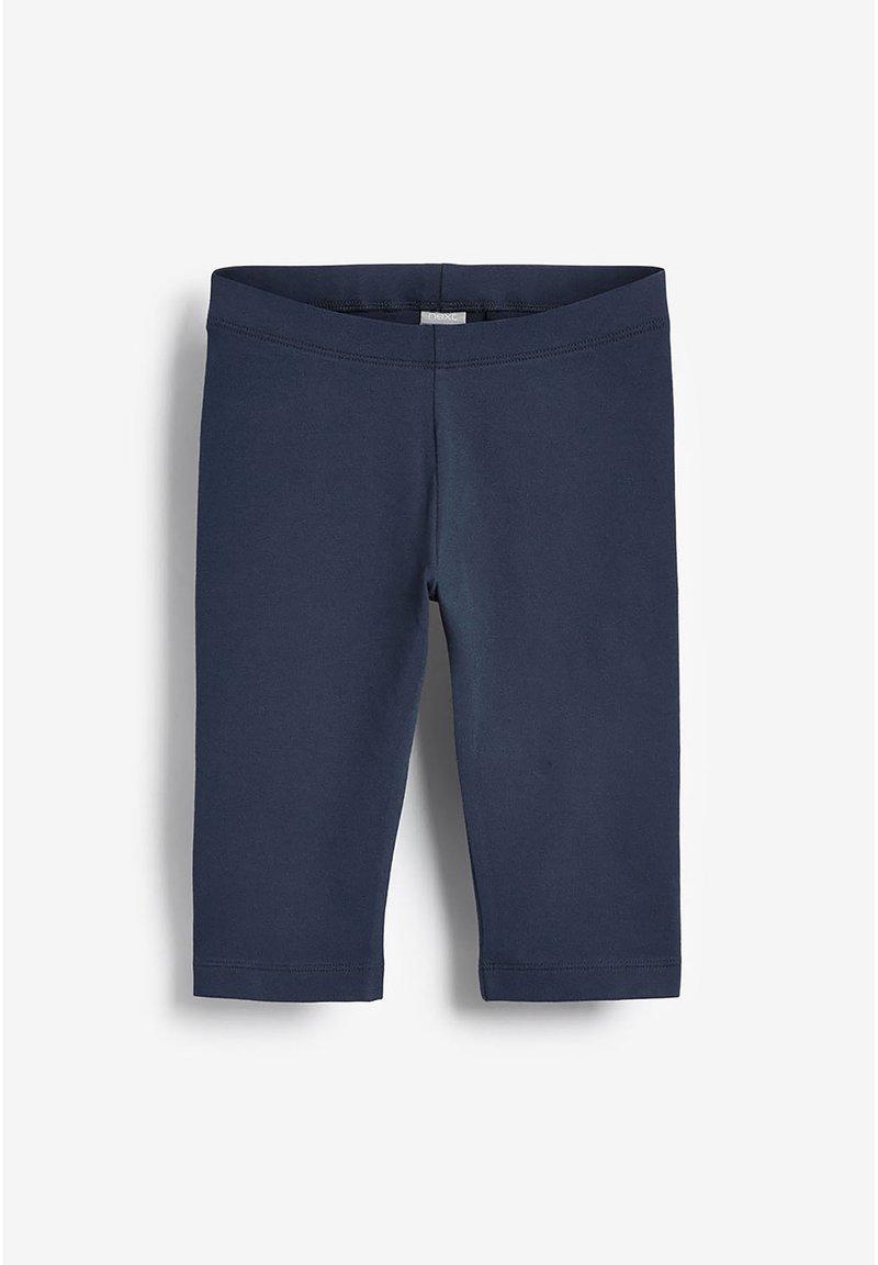 Next - WHITE CROPPED LEGGINGS (3-16YRS) - Leggings - blue