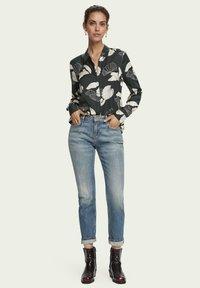 Scotch & Soda - DRAPEY  - Button-down blouse - combo a - 1