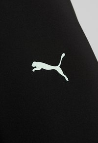 Puma - MODERN SPORTS BANDED - Medias - black/mist green - 5