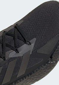 adidas Performance - Sneakers basse - cblack/cblack/gresix - 11