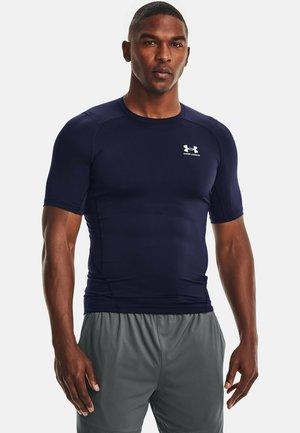 COMP - Print T-shirt - midnight navy