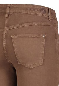 MAC Jeans - Trousers - brown - 5