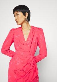 Cras - YVONNE CRAS DRESS - Sukienka etui - paradise pink - 3