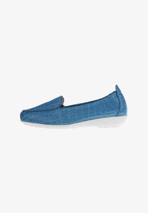 MARIBEL - Mocassins - blau