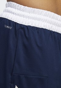 adidas Performance - SPORT 3-STRIPES SHORTS - Sports shorts - blue - 4