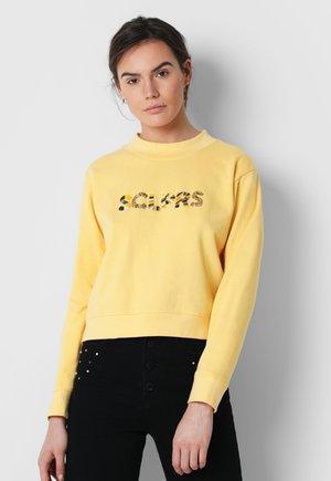 BEADED - Bluza - yellow