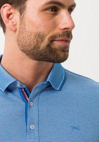 BRAX - STYLE PETTER - Polo shirt - light blue - 3