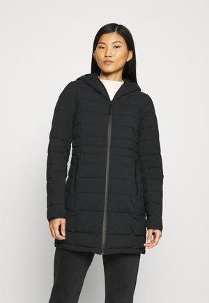 PUFFER - Classic coat - black