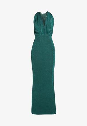SLINKY MULTIWAY DRESS - Ballkjole - green teal