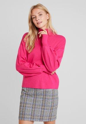 WANETTA - Jumper - pink petunia