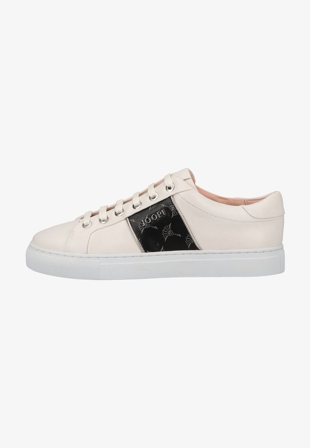Sneakers laag -  off-white/black