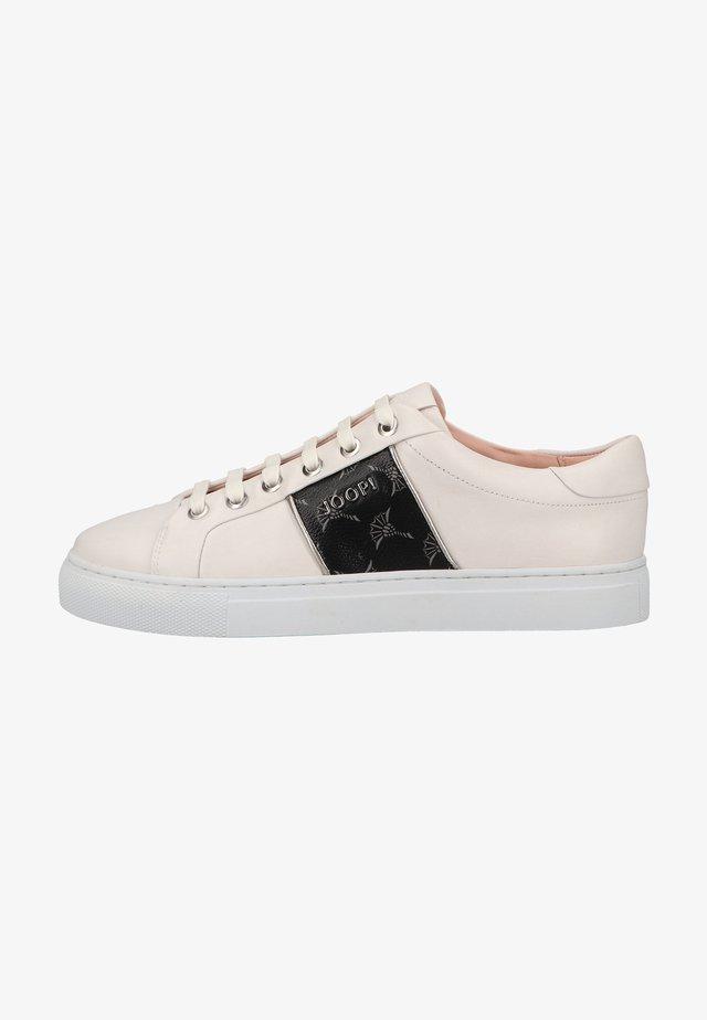 Sneakersy niskie -  off-white/black