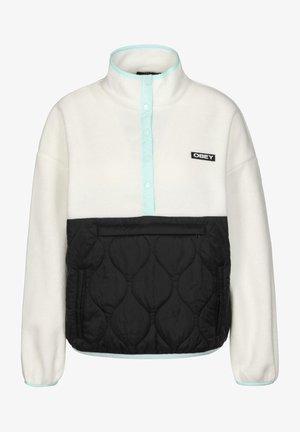 Light jacket - bone / black