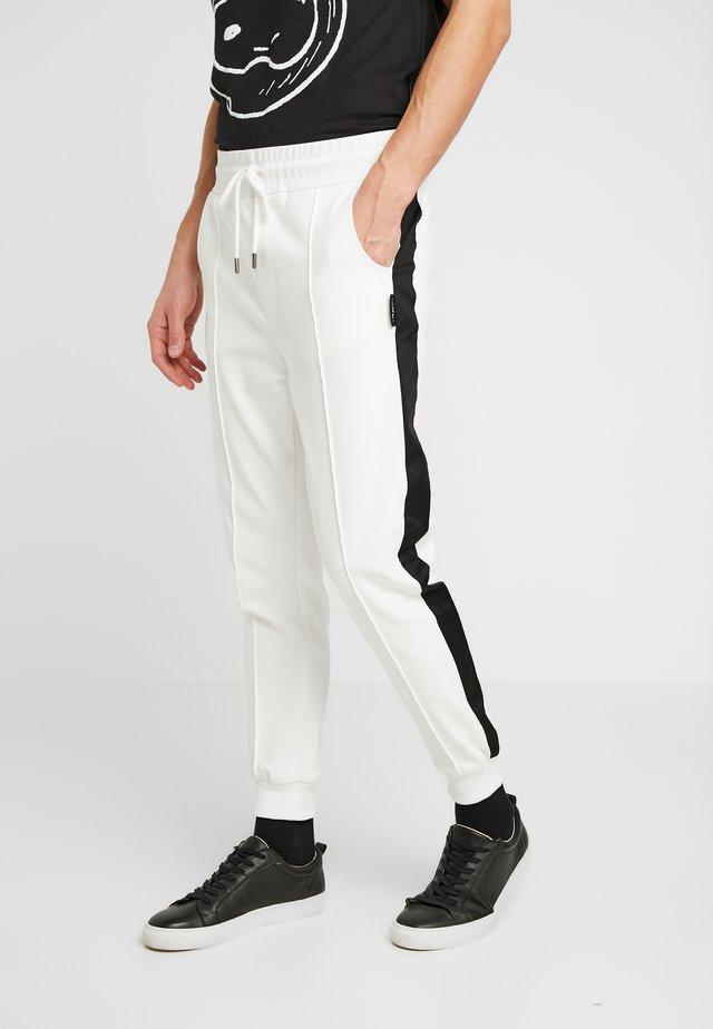 DOMINIK - Spodnie materiałowe - white
