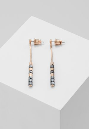 ELLEN - Earrings - rose gold-coloured