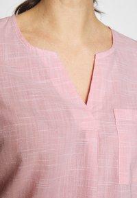TOM TAILOR DENIM - Bluzka - light pink - 5