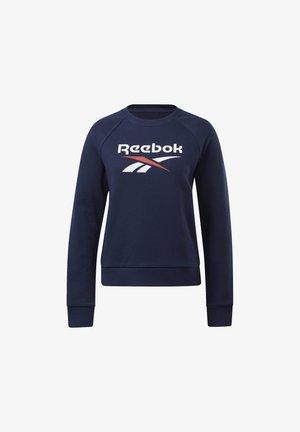 CLASSICS BIG VECTOR CREW SWEATSHIRT - Sweatshirt - blue