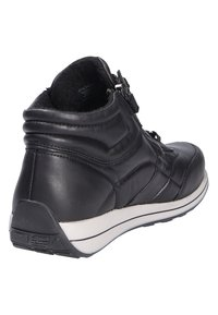 ara - COMFORT - Höga sneakers - schwarz - 7