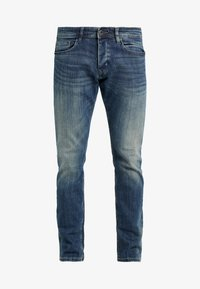 Slim fit jeans - warm blue