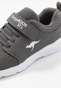 KangaROOS - HUNI - Sneakers - steel grey - 2