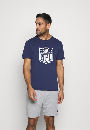 NFL LOGO CORE GRAPHIC - Club wear - navy