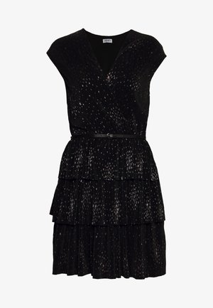 ABITO CORTO - Day dress - nero