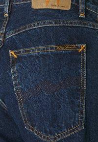 Nudie Jeans - BREEZY BRITT - Relaxed fit jeans - dark stellar - 2