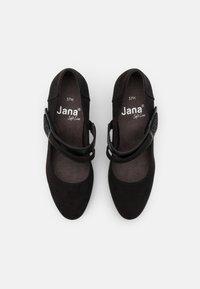 Jana - Klassiske pumps - black - 5