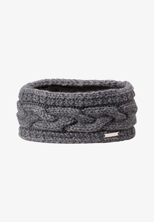 STIRNBERG - Ear warmers - grey