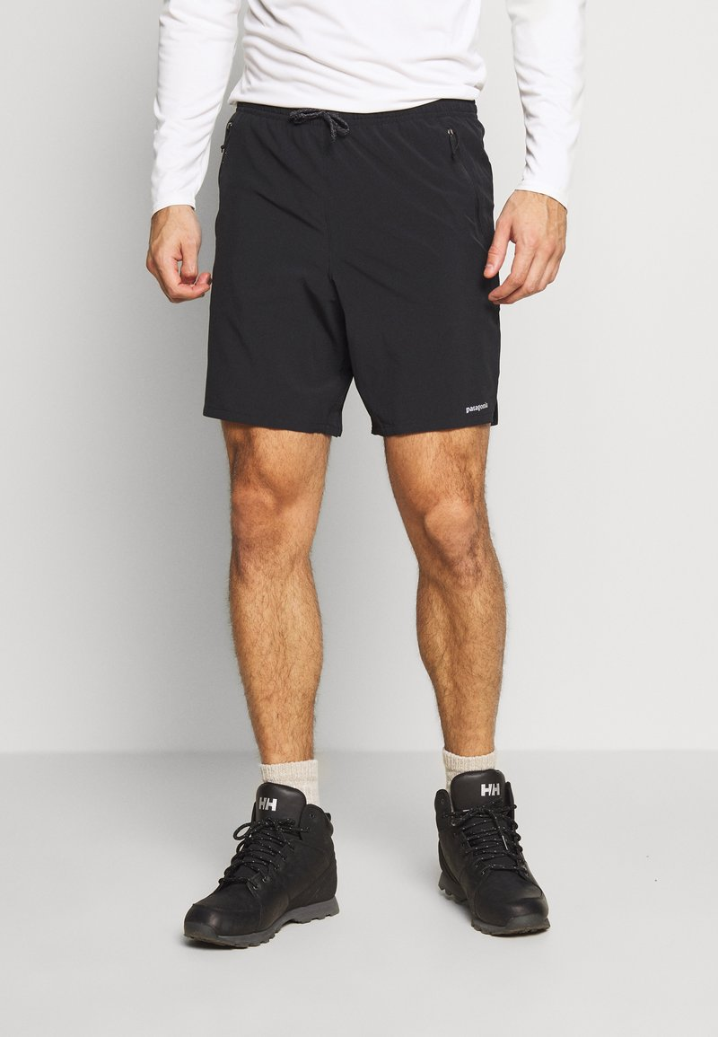 Patagonia - NINE TRAILS SHORTS - kurze Sporthose - black