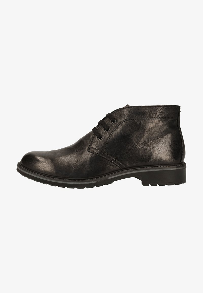IGI&CO - Smart lace-ups - nero