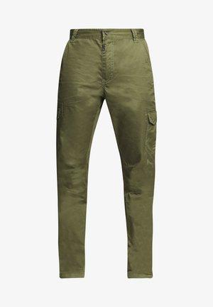 ARGO - Trousers - dark olive