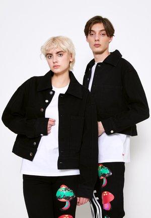 UNISEX PSYCHO  - Denim jacket - denim