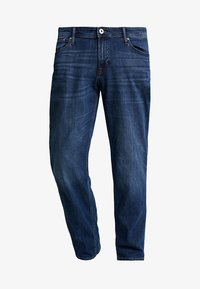 Jack & Jones - JJITIM JJORIGINAL - Straight leg jeans - blue denim - 4