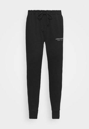TREND LOGO WAISTED  - Teplákové kalhoty - black