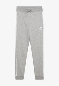adidas Originals - TREFOIL PANTS - Jogginghose - grey/white - 2