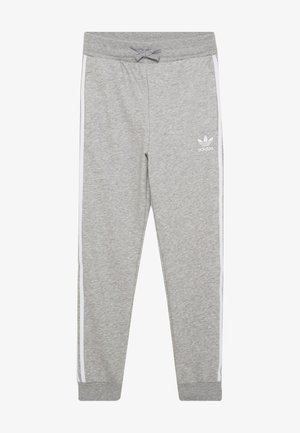 TREFOIL PANTS - Jogginghose - grey/white