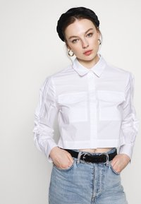 Mossman - NEVER ENOUGH - Button-down blouse - white - 5