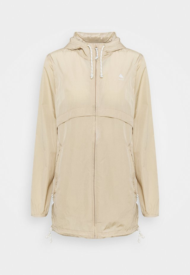 HAZLETT SAFARI - Parka - safari