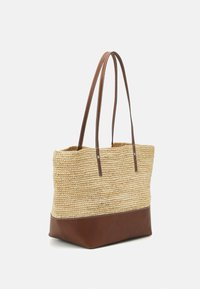 Marc O'Polo - LAURI - Tote bag - maroon brown - 1